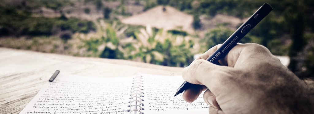 How to blog consistently and write even when you think you can't